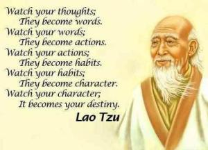 Lao tzu sez again