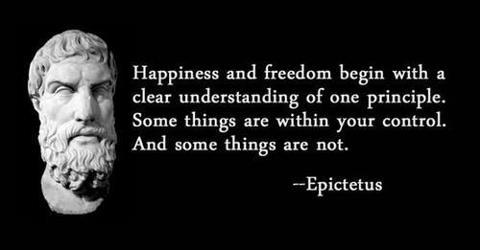 Epictetus sez