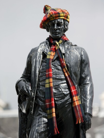 robbie burns in glasgow
