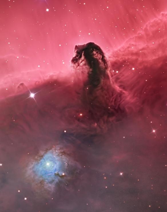 Horsehead Nebula( IC 424)