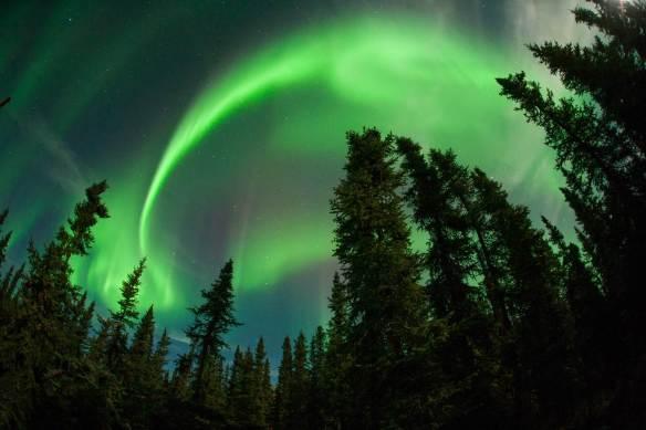 more alaska sky lights