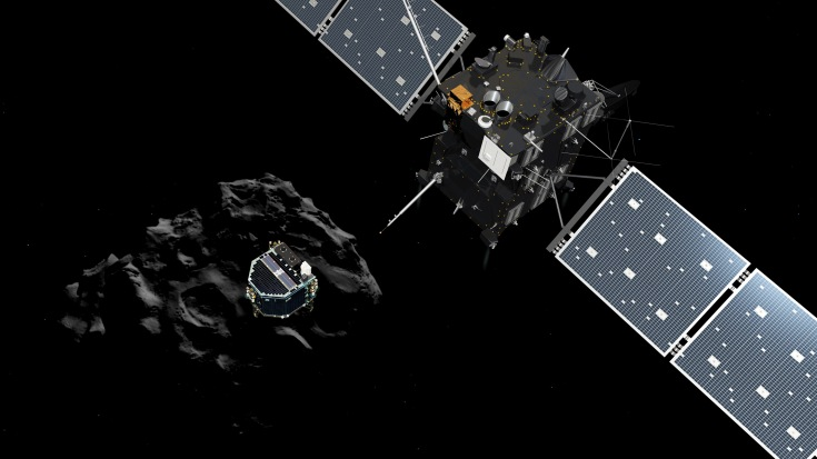rosetta-spacecraft-comet-landing-release