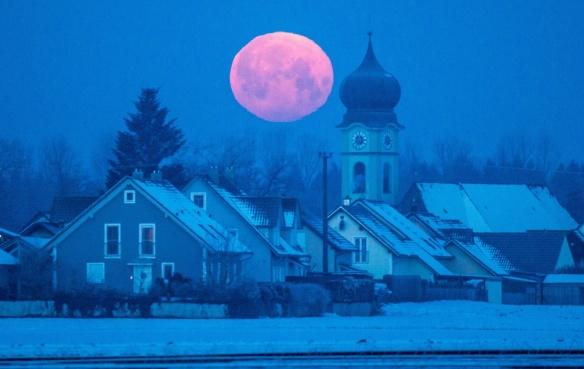 Germany moon