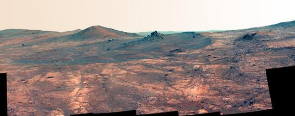 Opportunity_Rover_Sees_Rock_Spire-a3f7bbf0bff2eafe6a9e967b29440382
