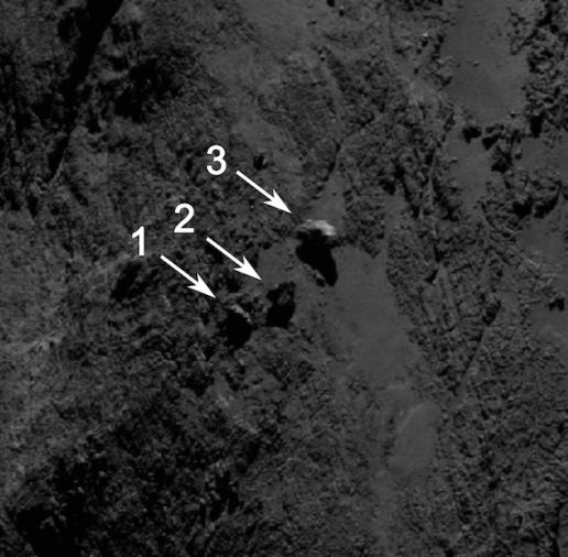 3-boulders-comet-67p-labelled