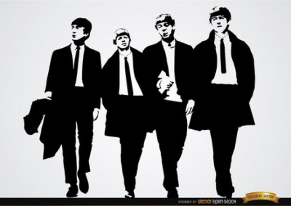 the-beatles-band-cover-in-black-and-white_72147496118