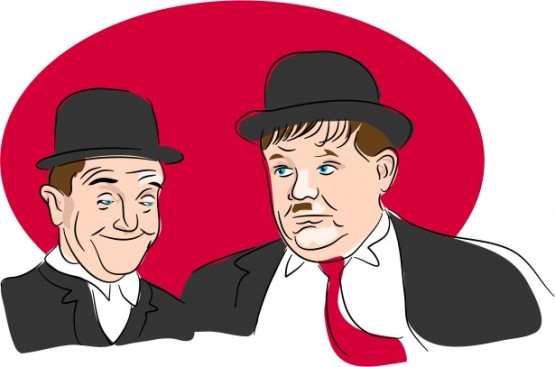 laurel-and-hardy-clipart