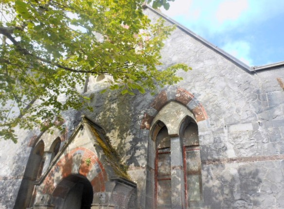 Galway abandoned church