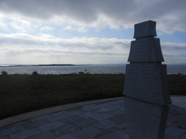 Galway memorial to famine victims