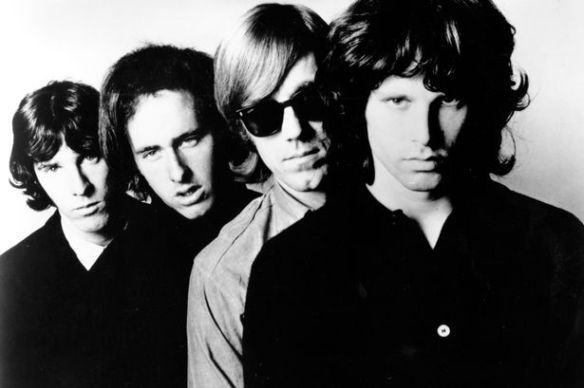 Rock-group-The-Doors