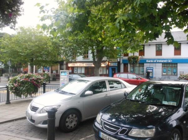 Swords Street scene