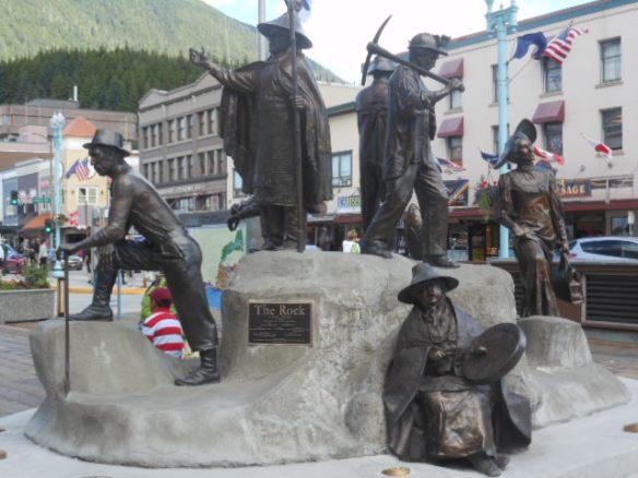 monument in ketchikan