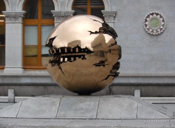 trinity globe
