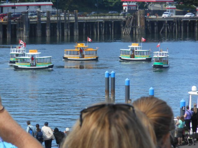 dancing ferries