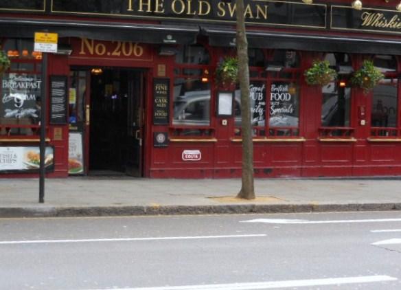 old swan street view