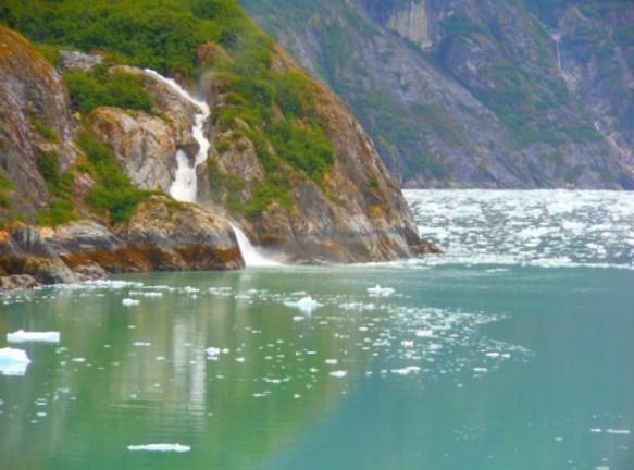 tracy arm glacier melt