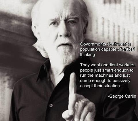 george again