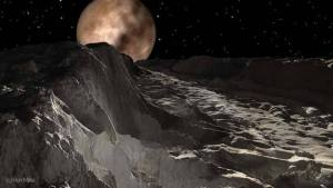 pluto from charon